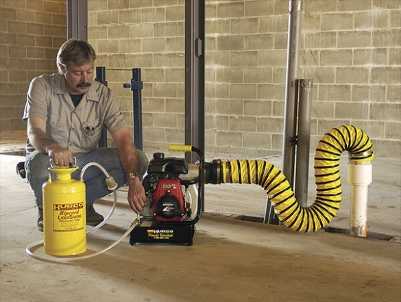Sewer Gas & Odor Detection